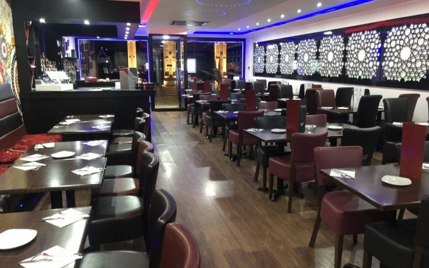Aura Estates are delighted to bring to the market this Mediterranean Grill Restaurant for Sale…..👇👇👇👇👇👇👇  Leasehold Price: £55,000 Annual Rent:£12,000